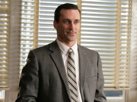 Jon Hamm recalls 'long and arduous' Mad Men first audition as he reveals why there won't be a spin-off