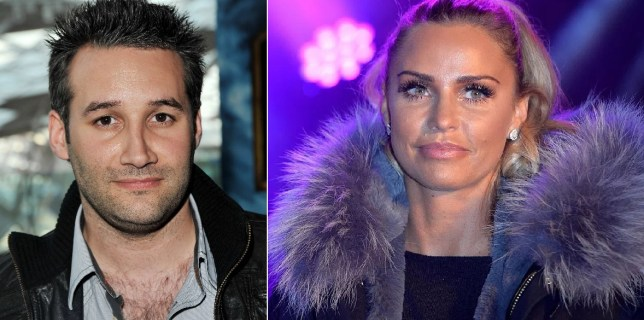 Katie Price dated Dane Bowers between 1998 and 2000