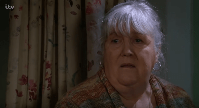 Jane Cox as Lisa Dingle in Emmerdale