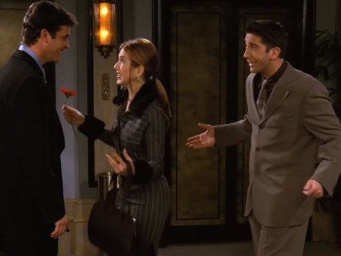 Ross was probably right to be worried about Mark and Rachel in Friends – and here's why