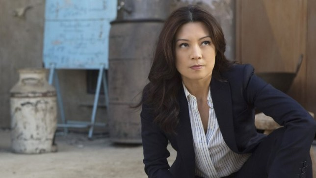 marvel agents of shield melinda may time line departure from mcu thanos snap Ming-Na Wen