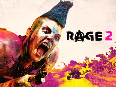 Rage 2 review – not angry, just disappointed