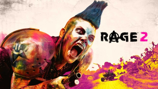 Rage 2 - not the worst game of the year, but certainly not the best
