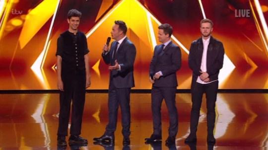 Britain's Got Talent results