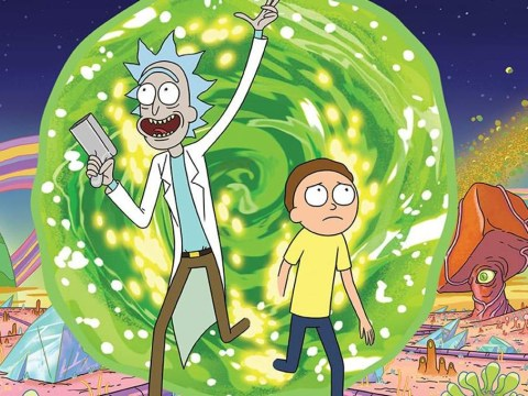 What do the cast of Rick and Morty look like ahead of season 4?
