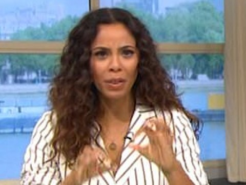 Rochelle Humes warns about 'family rifts' to woman searching for her brother after Saturdays star reunited with her half sister