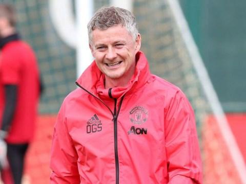 Marcus Rashford returns to Manchester United training ahead of Huddersfield clash