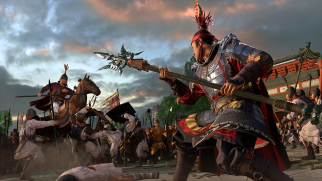Total War: Three Kingdoms (PC) - better than Dynasty Warriors