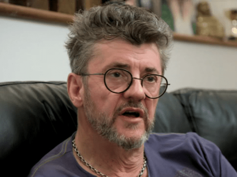 Joe Pasquale's father Joseph died of cancer after The All New Monty filming
