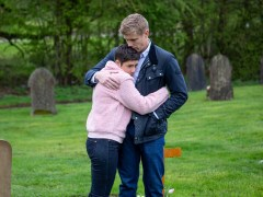 Robert's revenge on Victoria's rapist backfires badly in Emmerdale
