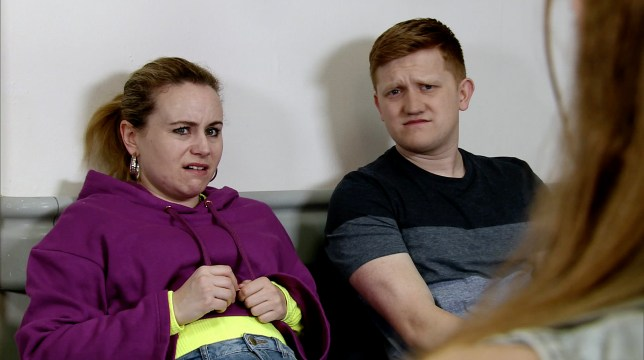 Gemma and Chesney have a scan in Coronation Street