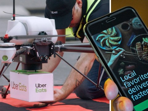 Uber Eats to test McDonalds delivery by drone