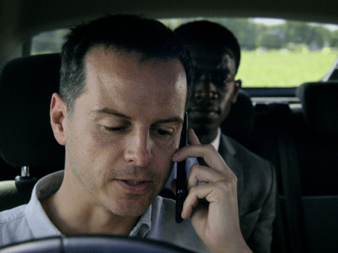 Black Mirror's Andrew Scott felt 'humiliated' playing a cab driver in season 5