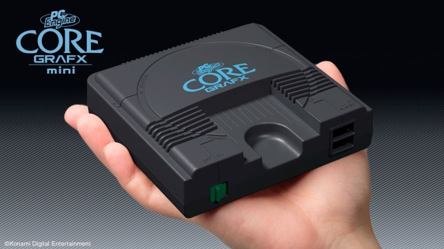PC Engine CoreGrafx Mini - East meets West
