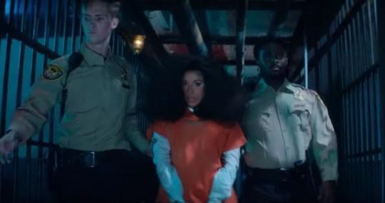 Cardi B in jail