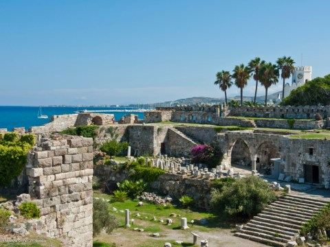 Why the Greek island of Kos is the cultural treasure trove you NEED to visit
