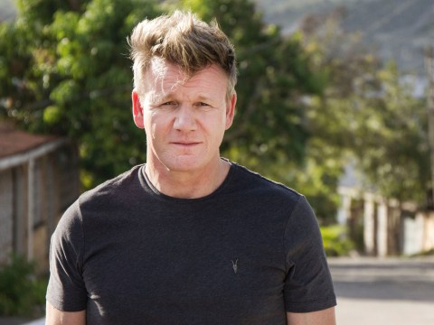 Gordon Ramsay goes wild in first look at new adventure series Gordon Ramsay: Uncharted