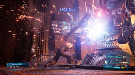 Final Fantasy VII Remake hands-on preview – the biggest JRPG