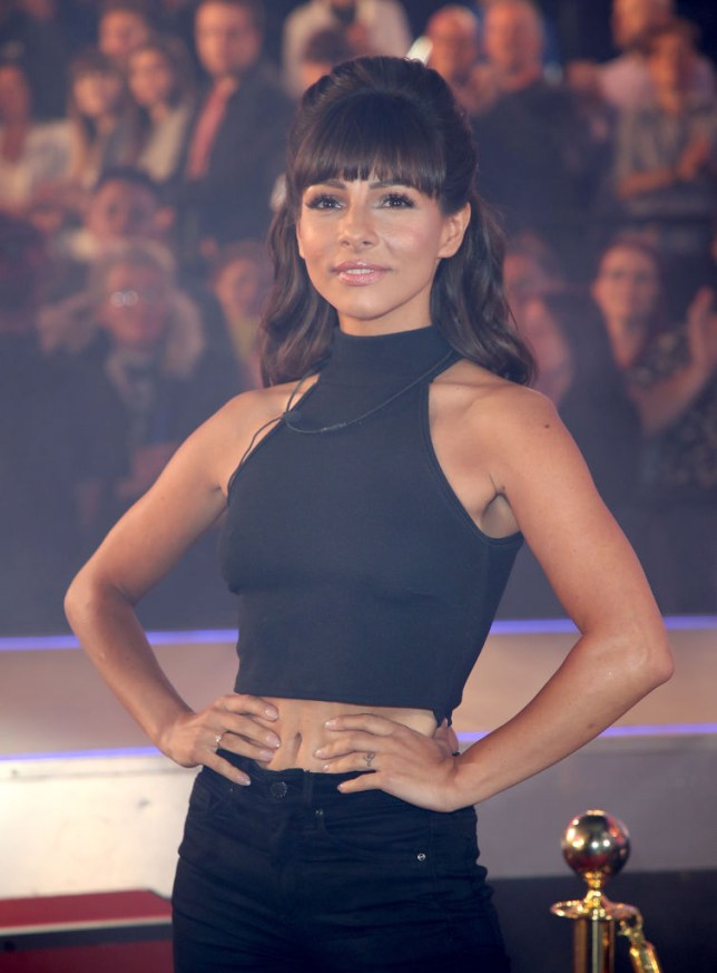 Roxanne Pallett enters Celebrity Big Brother