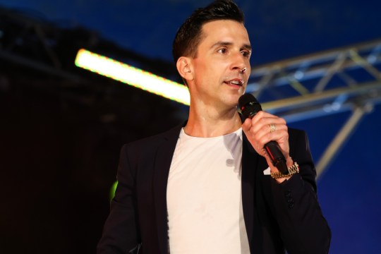 Love Island Aftersun's Russell Kane