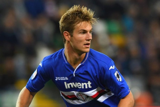 Arsenal transfer target Joachim Andersen has decided he is ready to leave Sampdoria this summer