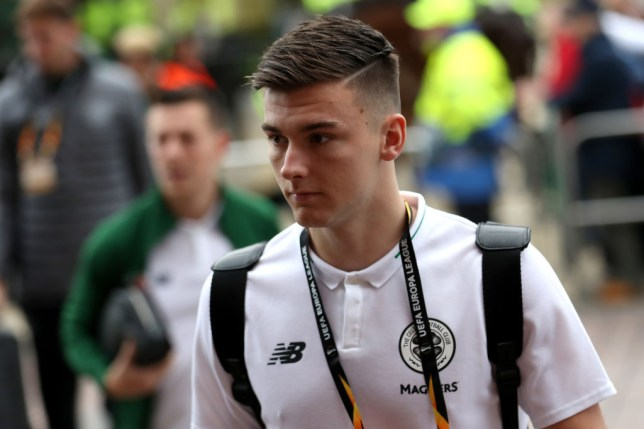 Arsenal want to sign Kieran Tierney from Celtic