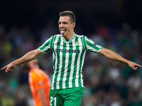 Man Utd and Tottenham target Giovani Lo Celso hands in transfer request at Real Betis