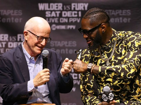 Shelly Finkel responds to claims Deontay Wilder will scrap Luis Ortiz rematch and fight Tyson Fury next