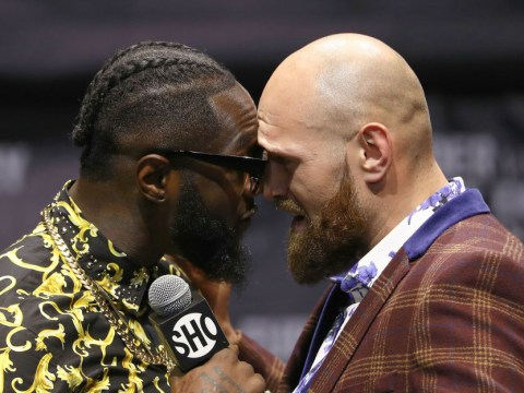 Deontay Wilder slams 'pathetic' Tyson Fury and says he is 'beating a dead horse' with his mental health promotion