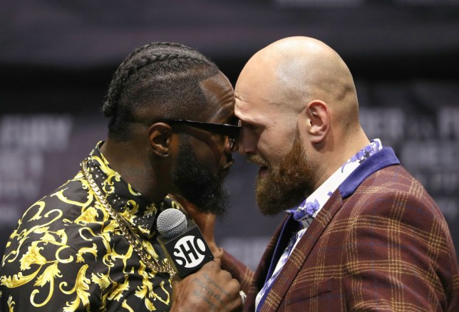 Eddie Hearn claims Deontay Wilder vs Luis Ortiz II is off, will fight Tyson Fury next