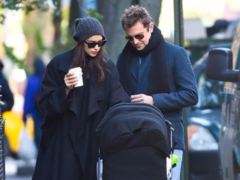 Bradley Cooper and Irina Shayk will 'battle for custody of daughter Lea De Seine'