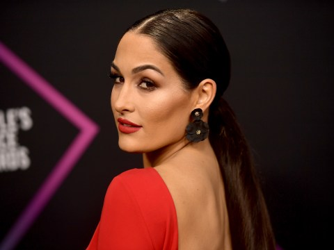 Nikki Bella 'grateful for health' after discovering brain cyst: 'It was super scary'
