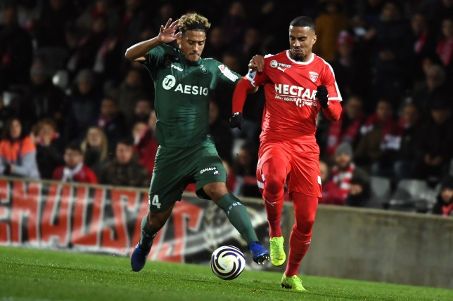 Arsenal could beat Manchester United to William Saliba in the coming weeks