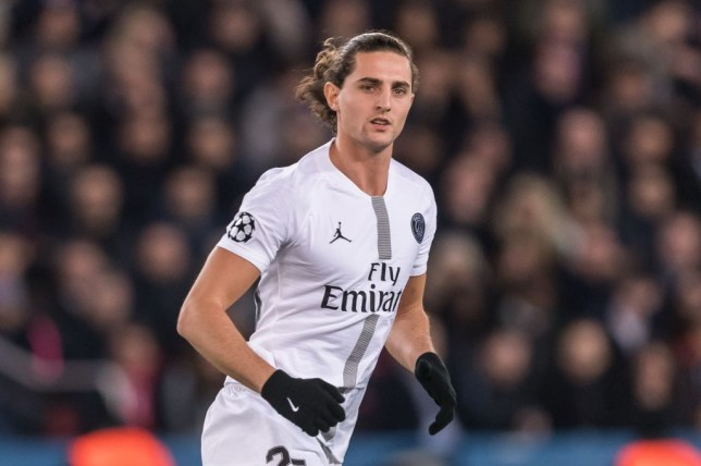Adrien Rabiot is set to join Juventus on a free transfer