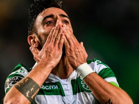 Manchester United want to sign Bruno Fernandes as agent flies into UK