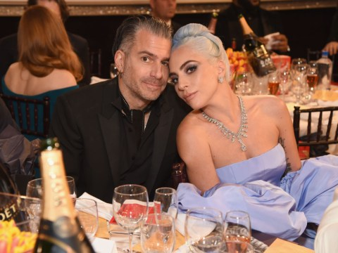 Lady Gaga confirms split from fiancé Christian Carino for first time