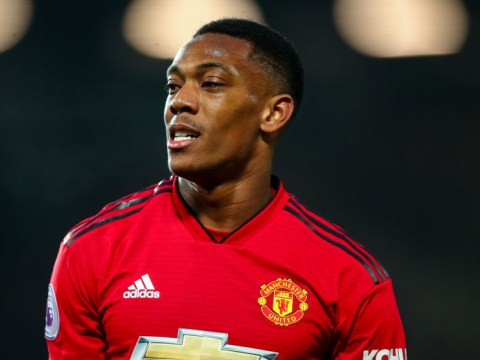 West Ham want Manchester United to include Anthony Martial in deal for Issa Diop
