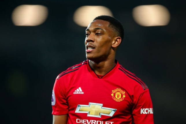 Manchester United have been asked to include Anthony Martial in their deal for West Ham's Issa Diop