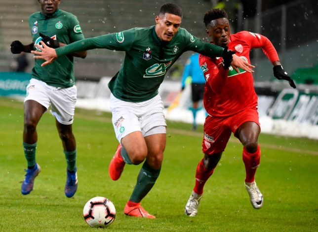 William Saliba is set to become Arsenal's first signing of the summer