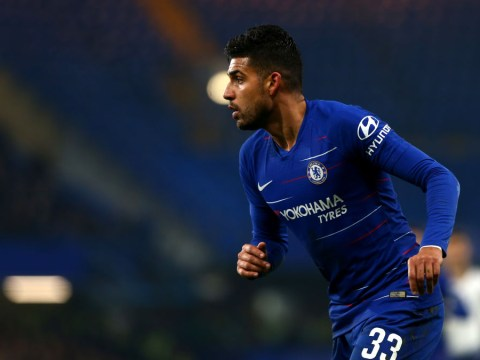 Juventus considering moves for Man City's Danilo and Chelsea'a Emerson Palmieri