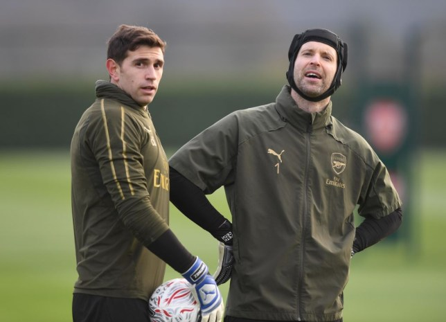Unai Emery to make Emiliano Martinez Arsenal's new No.2 goalkeeper after Petr Cech departure
