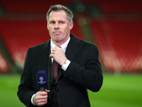 Jamie Carragher raves about 'outstanding' Liverpool and Man Utd transfer target Matthijs de Ligt