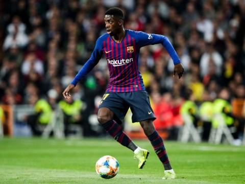 Liverpool offered Barcelona's Ousmane Dembele but for huge transfer fee