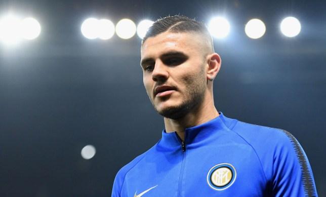 Manchester United open to signing Inter star Mauro Icardi as part of Romelu Lukaku transfer
