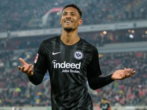 Manchester United consider Sebastien Haller as replacement for Romelu Lukaku