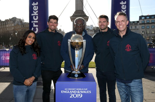 Graeme Swann Predicts Cricket World Cup Winner After England