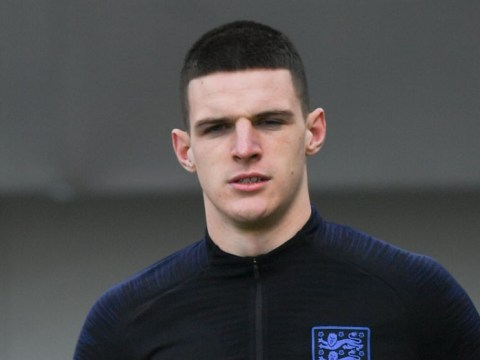 Declan Rice concerned over Manchester United move as talks begin with West Ham