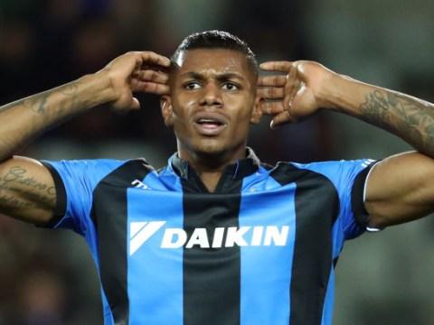 Aston Villa to sign Club Brugge striker Wesley Moraes in £22m deal