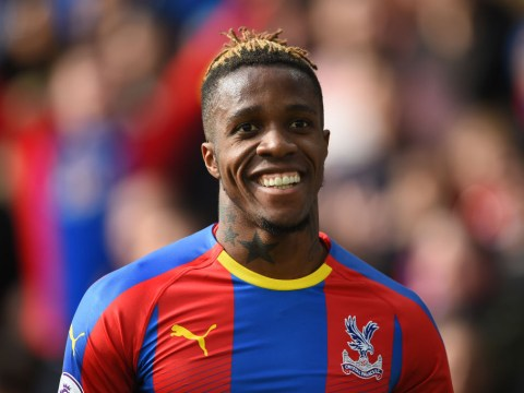 Unai Emery close to 'giving up' on signing Wilfried Zaha for Arsenal