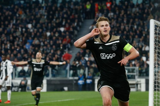 Matthijs de Ligt has decided to sign for Juventus ahead of the likes of Manchester United